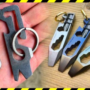 TOP 10 BEST PRY BAR TOOLS FOR EVERYDAY CARRY