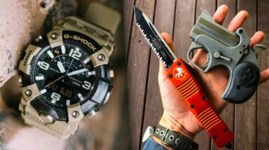 TOP 10 MOST AMAZING TACTICAL GADGETS YOU MUST HAVE